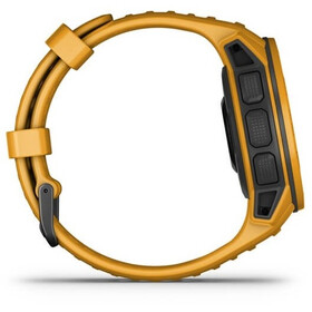 Garmin Instinct Solar GPS Smartwatch, amarillo